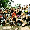 Primer Juego de Roller Derby en Costa Rica